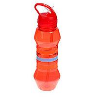 """Бутылка для воды """"RED"""" пластик"""