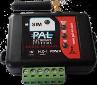 Модель Twins: GSM ключ, контроллер, модуль I