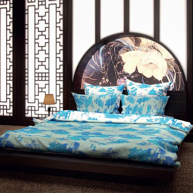 Комплект постельного белья Чайный домик