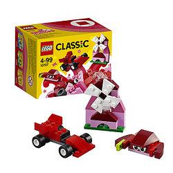 LEGO Классика  Красный набор для творчества