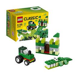 LEGO Классика Зелёный набор для творчества