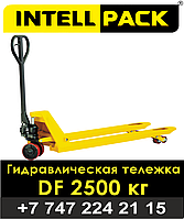 Тележка гидравлическая. ГП - 2500 кг, рохля, рокла (Интеллпак, Intellpack)