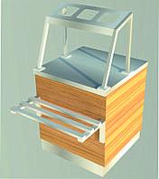Прилавок для столовых приборов