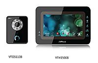 Видеодомофон комплект VTKB-VTO5110B-VTH1500B