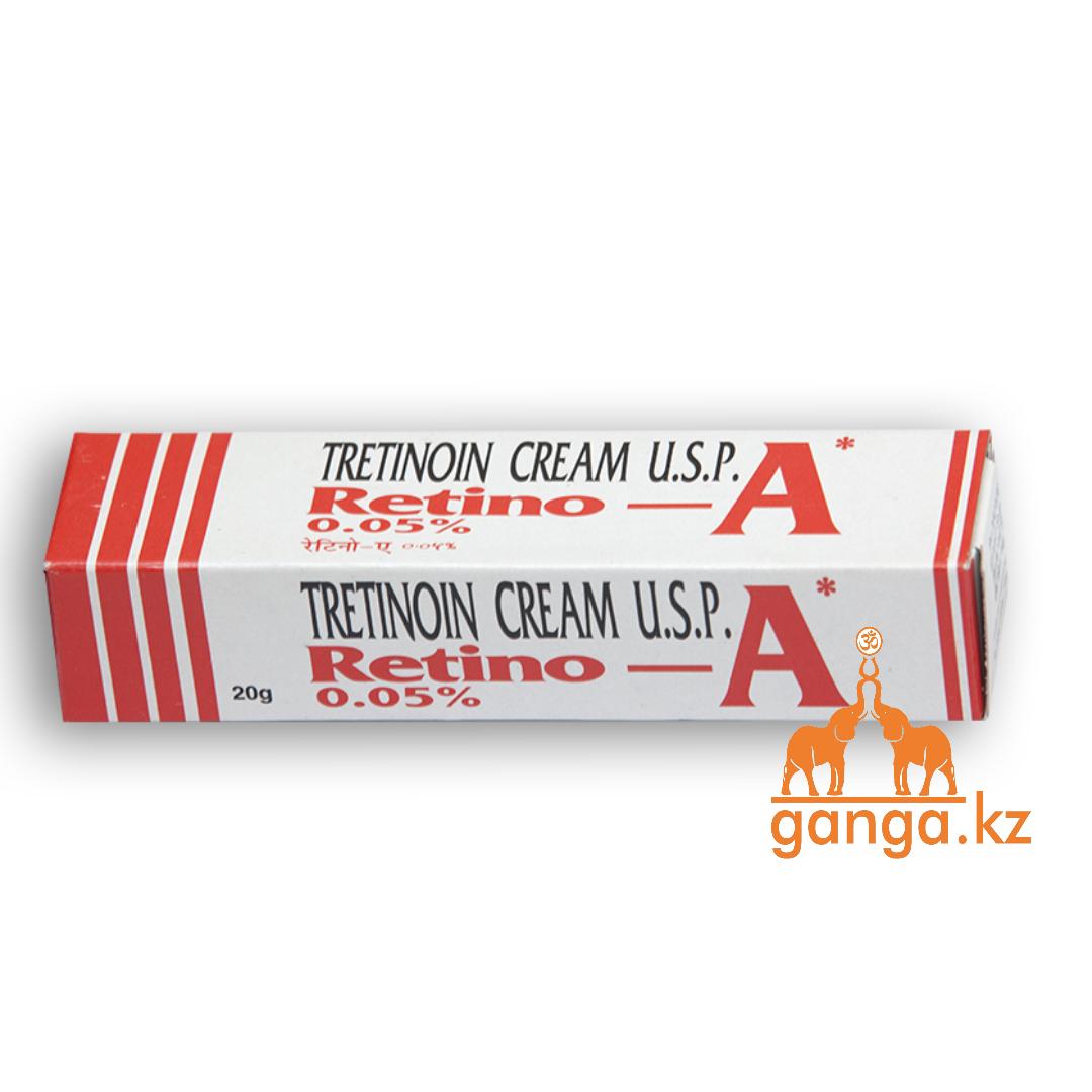 Ретин-А Третинион крем 0.05% (Retino-A Tretinion Cream U.S.P.), 20 г.
