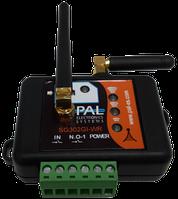Модель KeyLock: GSM ключ, контроллер, модуль R