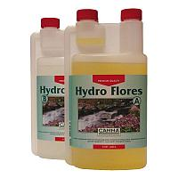 CANNA Hydro Flores A+B, 1 L (hard water)