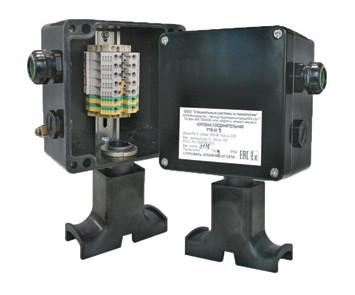 Коробка распределительная РТВ 601-1Б/2П