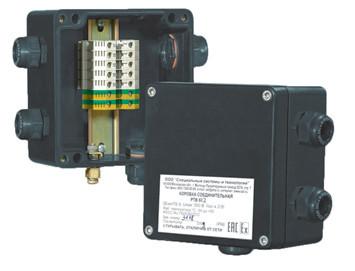Коробка распределительная РТВ 602-2П/3П