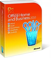 Microsoft Office Home and Busines 2010 BOX