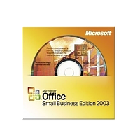 Microsoft Office Small Business Edition 2003 OEM