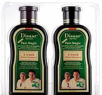 Шампунь-Краска  против седых волос с оливковым маслом (Коричневый)