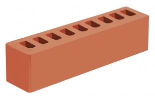 Кирпич красный половинка ИК-2