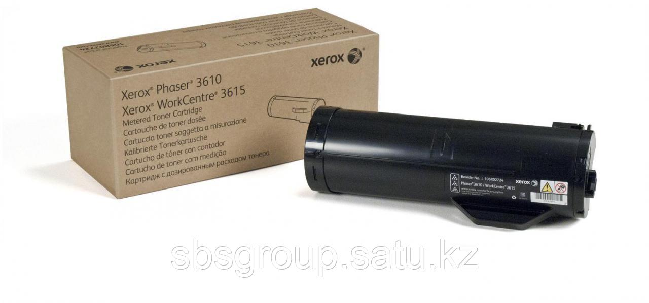 Картридж Xerox Phaser 3610 WorkCentre 3615 (106R02723) 14,1K ORIGINAL