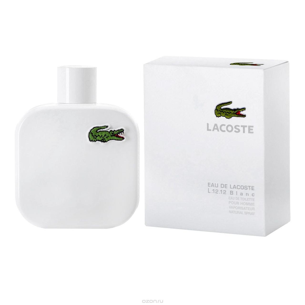 Lacoste Eau De L.12.12 Blanc Pour Homme 30ml
