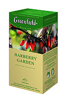 Greenfield    Barberry Garden, black -25 пак