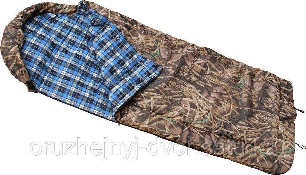Спальный мешок с капюшоном (Тинсулейт, 1,0-1,8 м)