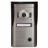 Вызывная антивандальная панель видеодомофона 4-х проводная тип MF