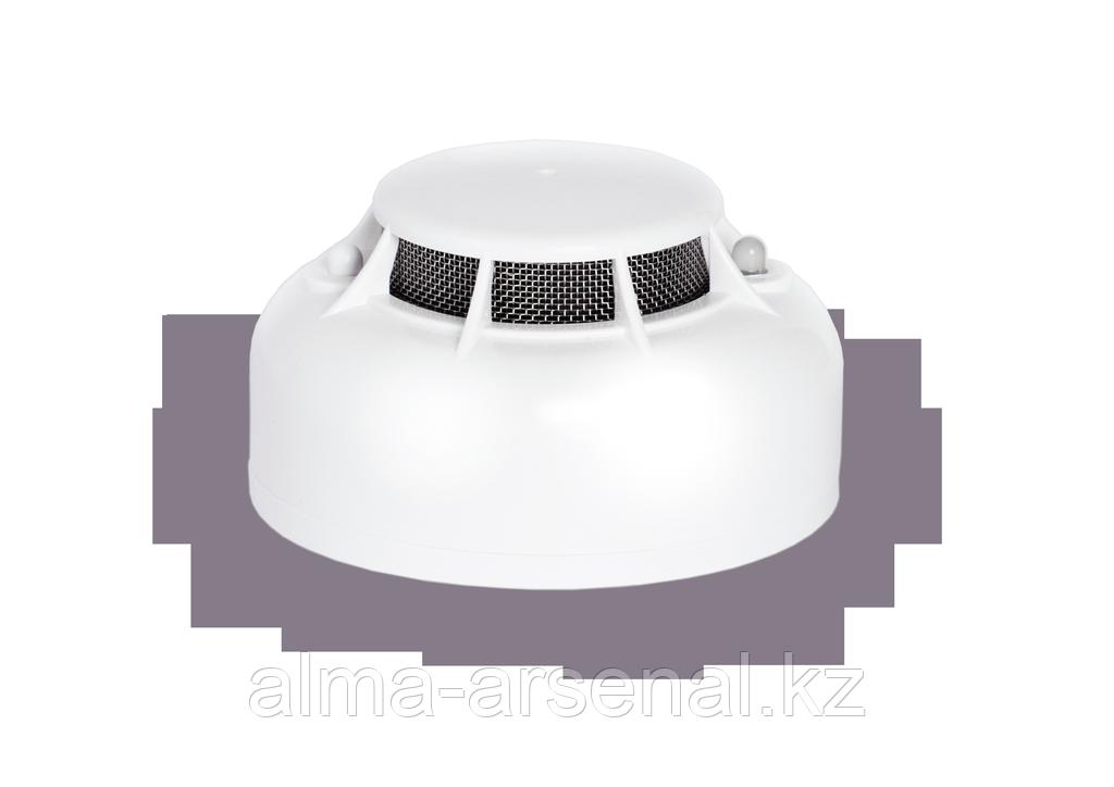 Извещатель пожарный дымовой оптико-электронный точечный адресно-аналоговый радиоканальный ИП212-220Р «ДИП-220Р