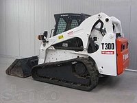 Мини-погрузчик Bobcat T 300 High Flow гус