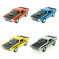 1/34 Welly '70 Dodge Challenger T/A