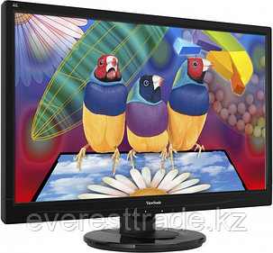 "Монитор ViewSonic VA2046A Black 19.5"" 1600x900 WLED, фото 2"
