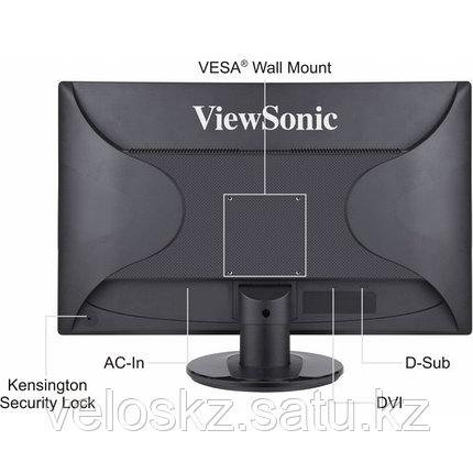 """Монитор ViewSonic VA2246 21.5"""" 1920x1080 WLED, фото 2"""