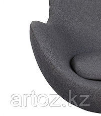 Кресло Egg Chair cashemere (gray), фото 3