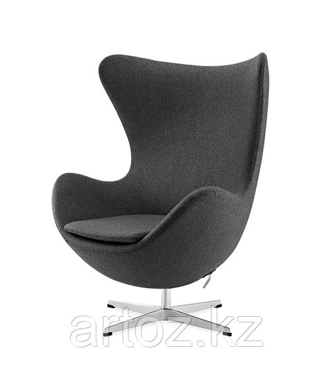 Кресло Egg Chair cashemere (gray)