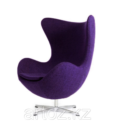Кресло Egg Chair cashemere (violet)
