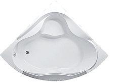 Акриловая угловая ванна Гранд Люкс 155х155 (Полный комплект), фото 2