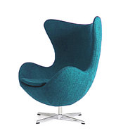 Кресло Egg Chair cashemere (turquoise)