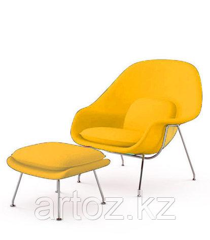 Кресло Womb Yellow, фото 2