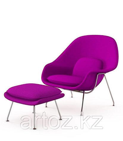 Кресло Womb Magenta, фото 2