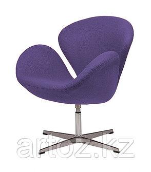 Кресло Swan chair cashemere (violet), фото 2