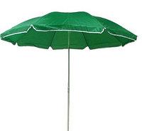 Зонт пляжный диаметр 1,8 м, мод.601BG (зеленый)