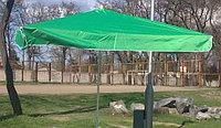 Зонт пляжный 1,5х1,5 м, мод.702BG (зеленый)