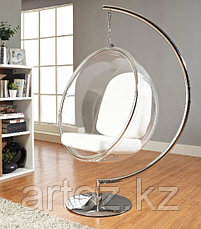 Кресло Bubble chair floor (brown), фото 3