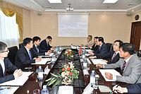 АО «НК «ҚТЖ» и Saigon Newрort Corporation выстраивают транспортный коридор между ЮВА и ЕС через территорию Казахстана