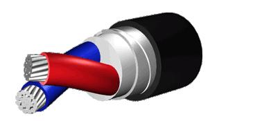 Кабель АПвБбШв 2х120 (ож)-1