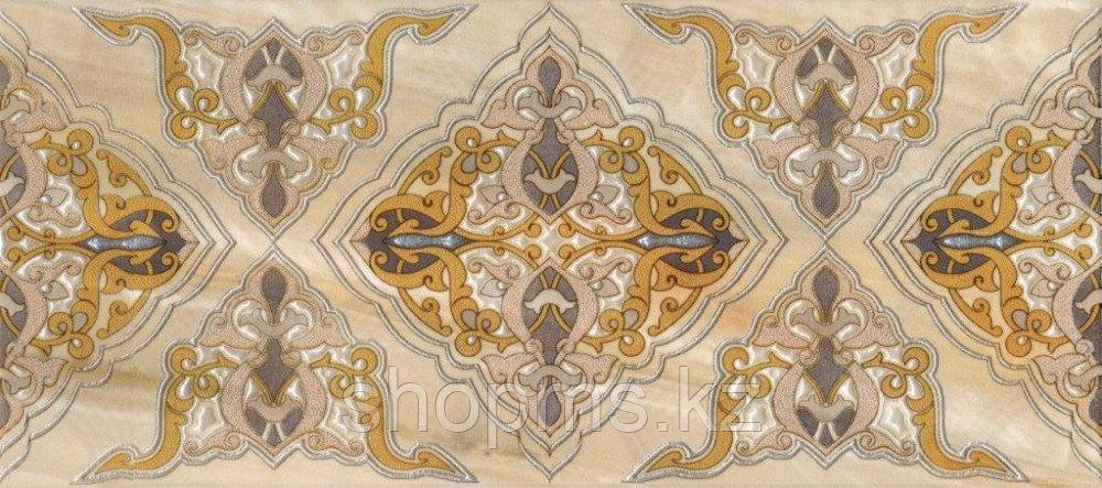 Керамическая плитка PiezaROSA Антарес декор бежевый 334463 (20*45)