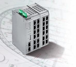 Базовый коммутатор Profi Line Modular MS652119PM