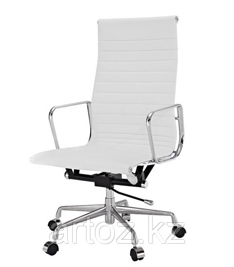 Кресло Eames Aluminium High (white)