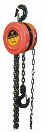 Таль ручная цепная HSZ--Е г/п 5 тн (Н = 9 м) КНР