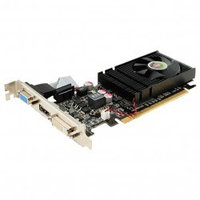 Видеокарты Point of View Point of View nVidia GeForce GT630 1Gb/128b, SDDR3, PCI-E 2.0, HDMI, DVI-I, VGA-630-C1-1024, BOXPoint of View nVidia GeForce