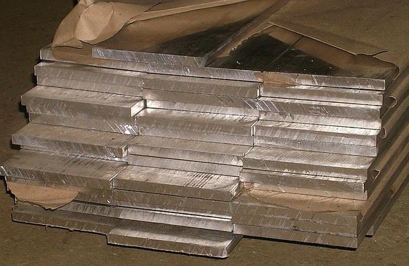 Алюминиевая шина АД31 3х15х4000