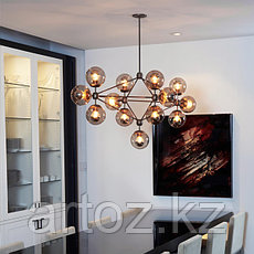Люстра Modo-15 Chandelier (black), фото 2