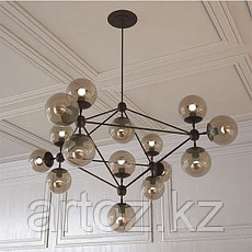 Люстра Modo-15 Chandelier (black), фото 3