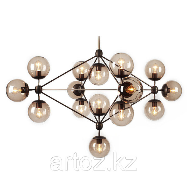 Люстра Modo-15 Chandelier (black)