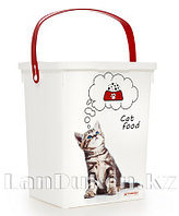 Контейнер для корма животных 5 л. 49302 (003)